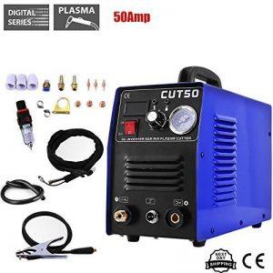 Air Inverter plasma Cutter - Tosense 220V 50 ampères actuelle Fraise Machine de découpage CUT50 de la marque Tosense image 0 produit