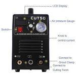 Air Inverter plasma Cutter - Tosense 220V 50 ampères actuelle Fraise Machine de découpage CUT50 de la marque Tosense image 2 produit