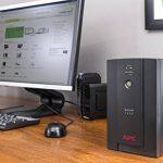 APC Back-UPS BX 1400 - Onduleur 1400VA, BX1400U-FR - AVR - 4 Prises FR, USB, Logiciel d'arrêt de la marque APC BY SCHNEIDER ELECTRIC image 2 produit
