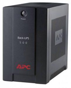 APC Back-UPS BX 500 - Onduleur 500VA, BX500CI - AVR - 3 Prises IEC C13 de la marque APC BY SCHNEIDER ELECTRIC image 0 produit
