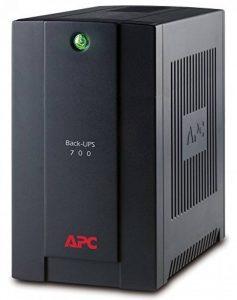 APC Back-UPS BX 700 - Onduleur 700VA, BX700U-FR - AVR - 3 Prises FR, USB, Logiciel d'arrêt de la marque APC-BY-SCHNEIDER-ELECTRIC image 0 produit