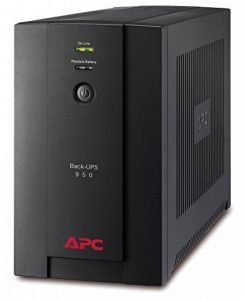 APC Back-UPS BX 950 - Onduleur 950VA, BX950UI - AVR - 6 Prises IEC C13, USB, Logiciel d'arrêt de la marque APC BY SCHNEIDER ELECTRIC image 0 produit