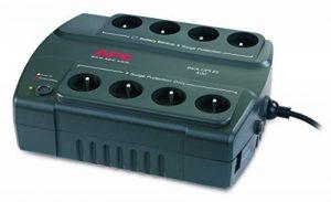 APC Back-UPS ES 400 - Onduleur 400VA, BE400-FR - 8 Prises FR de la marque APC BY SCHNEIDER ELECTRIC image 0 produit