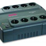 APC Back-UPS ES 400 - Onduleur 400VA, BE400-FR - 8 Prises FR de la marque APC BY SCHNEIDER ELECTRIC image 1 produit