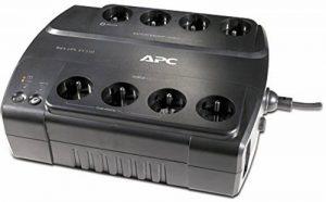 APC Back-UPS ES 550 - Onduleur 550VA, BE550G-FR - 8 Prises FR de la marque APC BY SCHNEIDER ELECTRIC image 0 produit