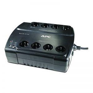 APC Back-UPS ES 700 - Onduleur 700VA, BE700G-FR - 8 Prises FR de la marque APC BY SCHNEIDER ELECTRIC image 0 produit