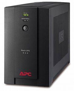 APC BY SCHNEIDER ELECTRIC APC Back-UPS BX 950 - Onduleur 950VA, BX950U-FR - AVR - 4 Prises FR, USB, Logiciel d'arrêt de la marque APC BY SCHNEIDER ELECTRIC image 0 produit