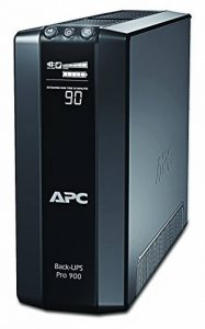 APC BY SCHNEIDER ELECTRIC APC Power-Saving Back-UPS PRO - BR900G-FR - Onduleur 900VA (AVR, 6 Prises FR, USB, Logiciel d'arrêt) de la marque APC BY SCHNEIDER ELECTRIC image 0 produit