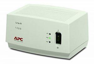 APC - LE1200I - Line-R 1200VA - Régulateur de Tension Automatique de la marque APC image 0 produit