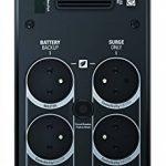 APC Power-Saving Back-UPS PRO - Onduleur 1500VA, - BR1500G-FR - AVR, 6 Prises FR, USB, Logiciel d'arrêt de la marque APC BY SCHNEIDER ELECTRIC image 1 produit