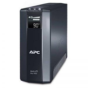APC Power-Saving Back-UPS PRO - Onduleur 900VA, - BR900GI - AVR, 8 Prises IEC-C13, USB, Logiciel d'arrêt de la marque APC BY SCHNEIDER ELECTRIC image 0 produit