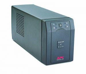 APC Smart-UPS SC – Onduleur 420VA, - SC420I – Line Interactive, 4 prises IEC-C13, Logiciel d'arrêt de la marque APC BY SCHNEIDER ELECTRIC image 0 produit
