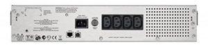 APC Smart-UPS SMC - Onduleur 1000 VA - montage en rack 2U - SMC1000I-2U - Line-interactive, Régulateur automatique de tension (AVR), 8 Prises IEC-C13, Logiciel d'arrêt de la marque APC BY SCHNEIDER ELECTRIC image 0 produit