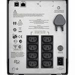 APC Smart-UPS SMC - Onduleur 1000 VA - SMC1000I - Line-interactive, Régulateur automatique de tension (AVR), 8 Prises IEC-C13, Logiciel d'arrêt de la marque APC BY SCHNEIDER ELECTRIC image 1 produit