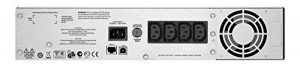 APC Smart-UPS SMC - Onduleur 1500 VA - montage en rack 2U - SMC1500I-2U - Line-interactive, Régulateur automatique de tension (AVR), 8 Prises IEC-C13, Logiciel d'arrêt de la marque APC BY SCHNEIDER ELECTRIC image 0 produit