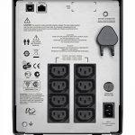 APC Smart-UPS SMC - Onduleur 1500 VA - SMC1500I - Line-interactive, Régulateur automatique de tension (AVR), 8 Prises IEC-C13, Logiciel d'arrêt de la marque APC BY SCHNEIDER ELECTRIC image 1 produit