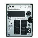 APC Smart-UPS SMT - Onduleur 1000 VA - SMT1000I - Line-interactive, Régulateur automatique de tension (AVR), Écran LCD, 8 Prises IEC-C13, Logiciel d'arrêt de la marque APC BY SCHNEIDER ELECTRIC image 1 produit
