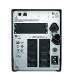 APC Smart-UPS SMT - Onduleur 1500 VA - SMT1500I - Line-interactive, Régulateur automatique de tension (AVR), Écran LCD, 8 Prises IEC-C13, Logiciel d'arrêt de la marque APC BY SCHNEIDER ELECTRIC image 1 produit