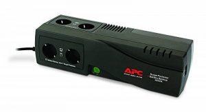 APC SurgeArrest + Battery Backup 325VA Onduleur CA 230 V 325 VA 4 connecteurs de sortie de la marque APC image 0 produit
