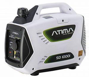 Atima Inverter Groupe électrogène Générateur Onduleur Portable Silencieux à Essence 1000W SD1000i de la marque Atima image 0 produit