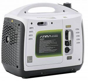 Atima Inverter Groupe électrogène Générateur Onduleur Portable Silencieux à Essence 2000W SD2000i de la marque Atima image 0 produit