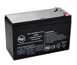 Batterie APC Back-UPS ES 550 8 Outlet 550VA 12V 8Ah UPS - Ce produit est un article de remplacement de la marque AJC® de la marque AJC-Battery image 0 produit