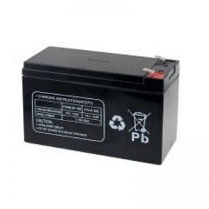 Batterie de qualité – Batterie pour UPS APC Power Saving Back-UPS Pro 550 - Lead-Acid - 12V de la marque Heib image 0 produit