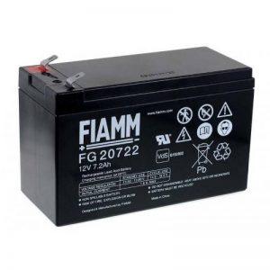 Batterie de remplacement pour FIAMM USV APC Back-UPS ES700, 12V, Lead-Acid [ Batterie au plomb ] de la marque FIAMM image 0 produit