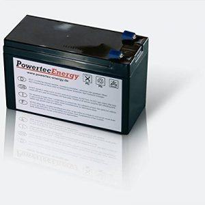 BATTERIE onduleur aPC rBC17 pour installations de la marque Powertec Energy image 0 produit