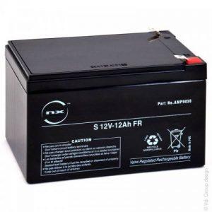 Batterie plomb AGM S 12V-12Ah FR 12V 12Ah T2 de la marque NX image 0 produit