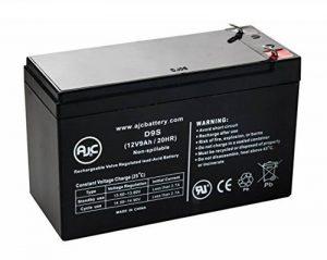 Batterie Sola UPS 305 (600VA) 12V 9Ah UPS - Ce produit est un article de remplacement de la marque AJC® de la marque AJC-Battery image 0 produit