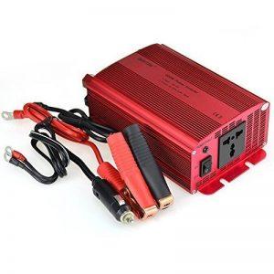 BESTEK Convertisseur 12V 220V Transformateur Onduleur Chargeur Adaptateur de Voiture 600W - Prise Universelle de la marque BESTEK image 0 produit