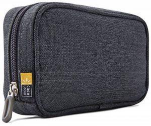 CASE LOGIC - Etui universel en nylon moyen format pour tous les types d'accessoires - Gris de la marque Case Logic image 0 produit