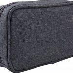 CASE LOGIC - Etui universel en nylon moyen format pour tous les types d'accessoires - Gris de la marque Case Logic image 1 produit