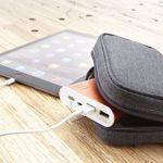 CASE LOGIC - Etui universel en nylon moyen format pour tous les types d'accessoires - Gris de la marque Case Logic image 4 produit