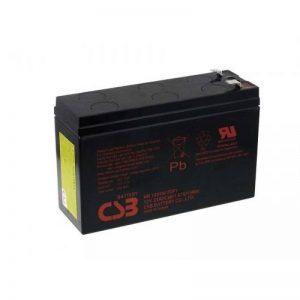 CSB Batterie au plomb pour USV APC Back-UPS ES 400, 12V, Lead-Acid [ Batterie au plomb ] de la marque CSB image 0 produit