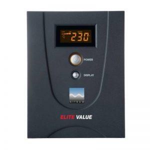 Cyber Power ELITE VALUE 1200EGP Onduleur Multiprise Noir de la marque CyberPower Systems image 0 produit