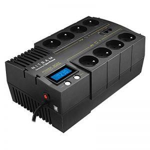 CyberPower Power Boxx Onduleur LCD 8 Prises 600 W Noir de la marque CyberPower Systems image 0 produit