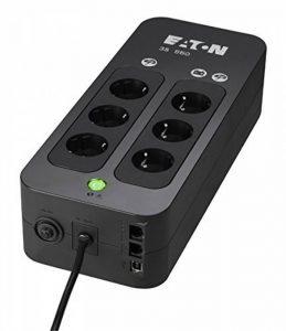 EATON 3S 550 Onduleur/multiprise parafoudre, 6 prises Schuko de la marque Eaton image 0 produit