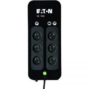 Eaton 3S Onduleur 330 Watt 550 VA 5 Ah 6 connecteur(s) de sortie France de la marque Eaton image 0 produit