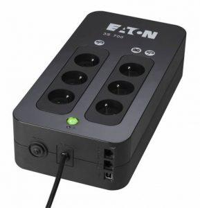 Eaton 3S Onduleur 420 Watt 700 VA 7 Ah 6 connecteur(s) de sortie France de la marque Eaton image 0 produit