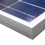 ECO-WORTHY 200 watts (2pcs 100 watts) 12V panneau solaire + contrôleur de charge de la batterie 20A + 1000W hors réseau onduleur de la marque ECO-WORTHY image 2 produit
