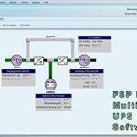FSP UPS Champ 1K TW PPF8001305 -1000VA/900W de la marque FSP image 3 produit