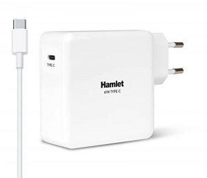 Hamlet XPWNB65TC Intérieur 61W Blanc adaptateur de puissance & onduleur - Adaptateurs de puissance & onduleurs (100 - 240, 50/60, 61 W, 20 V, 3 A, 15V,18V) de la marque Hamlet image 0 produit