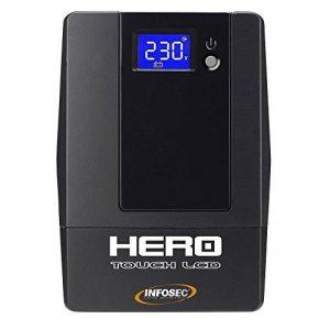 HERO TOUCH LCD 600 de la marque Infosec image 0 produit