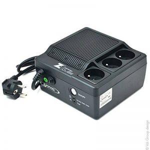 Infosec 65520 Z1 Zenergy Cube 400 Onduleur à 3 prises FR 400 VA de la marque Infosec image 0 produit