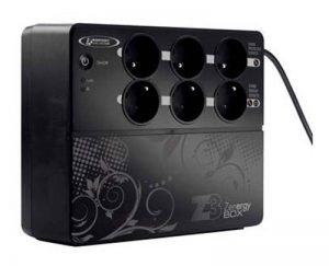 Infosec 65524 Z3 Zenergy Box 1000 Onduleur à 8 prises FR RJ45 USB InfoPower 1000 VA de la marque Infosec image 0 produit