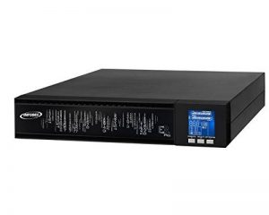 Infosec E3 Pro RT Onduleur 2000 VA Prises IEC de la marque Infosec image 0 produit