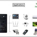 Mini UPS DC 5 V 2 A - Onduleur pour caméras de surveillance, modem, routeur, mini PC et autres dispositifs alimentés à 5 Volt de la marque Small Sprouts image 4 produit