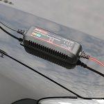 MOTOPOWER MP00207A 12V 2Amp Chargeur de batterie automatique intelligent / Maintainer pour les deux batteries au plomb et les batteries au lithium-ion de la marque MOTOPOWER image 6 produit